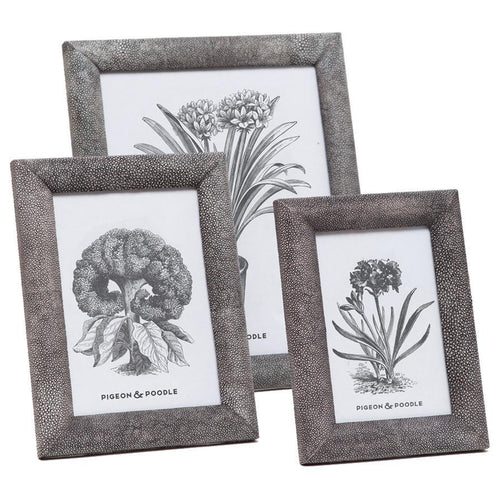 Oxford Grey Photo Frame - GDH | The decorators department Store