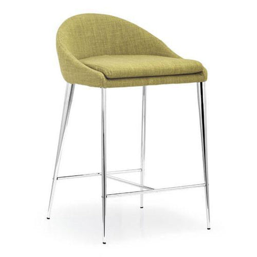 Reykjavik Counter Chair S/2 | Pea - Benton and Buckley