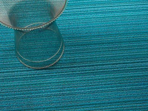 Skinny Stripe by CHILEWICH | Turquoise - Benton and Buckley
