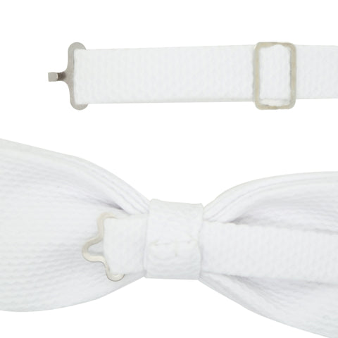Ken White Cotton PK Bowtie