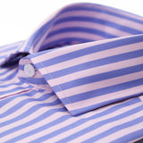 The Bruno Slim Fit Cotton Dress Shirt - FHYINC best men's suits, tuxedos, formal men's wear wholesale