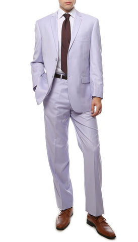 Premium FE28001 Lilac Regular Fit Suit
