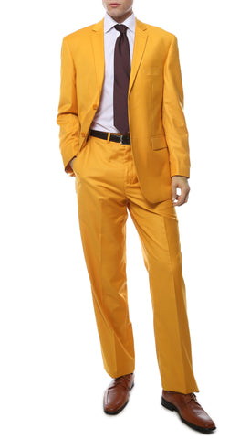 Premium FE28001 Mango Regular Fit Suit