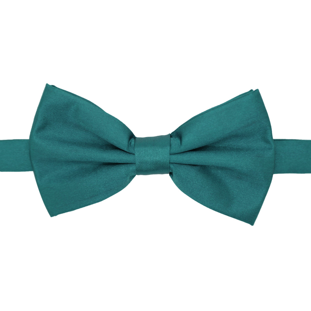Gia Indigo Satine Adjustable Bowtie - FHYINC best men
