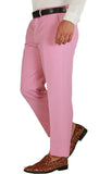 PL1969 Mens Pink Slim Fit 2pc Suit - FHYINC best men's suits, tuxedos, formal men's wear wholesale