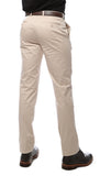 Zonettie Kilo Bone Straight Leg Chino Pants - FHYINC best men's suits, tuxedos, formal men's wear wholesale