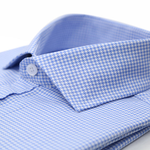 The Knox Slim Fit Cotton Dress Shirt