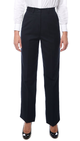 Ferrecci Womens Dress Pants With Elastic Waistband-Plus Size Available