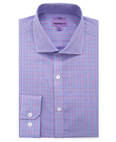 The Princeton Slim Fit Cotton Dress Shirt