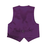 Premium Boys Wine Solid Vest 600