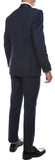 The Reno Mens Navy Shawl Collar 2pc Tuxedo - FHYINC