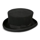 Men's Black Stout Top Hat - FHYINC best men's suits, tuxedos, formal men's wear wholesale