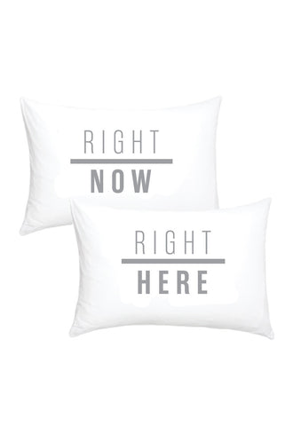 RIGHT HERE - RIGHT NOW