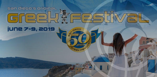 San Diego's original Greek Festival 2019