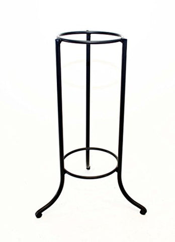 "Handmade Iron Ring Display Stand, Bronze Color-15""H x 9.75""W."