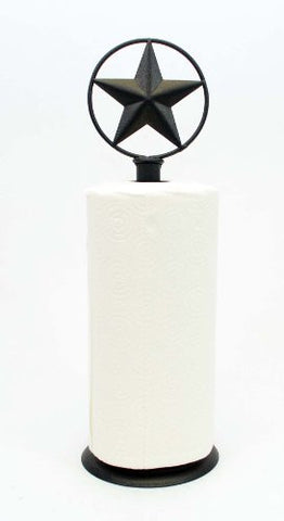 Texas Star Paper Towel Holder-17.5 Inches High