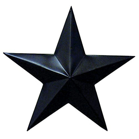 "Metal Star For Wall-12""H."