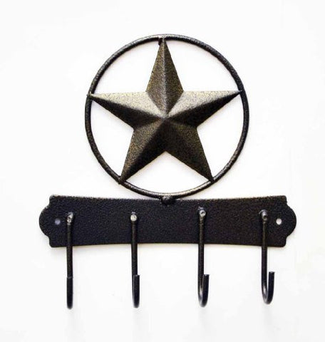 Texas Star Key Holder