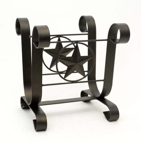 "Star Magazine Rack-12""H."