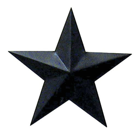 Metal Star for the Wall-5 Inches in Diameter
