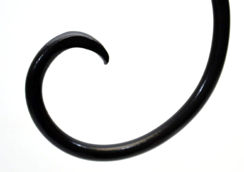 Wrought Iron Ornament Or Globe Display Stand Single Hook4040H Interesting Wrought Iron Display Stands