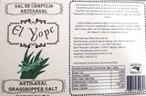 El Yope Sal de Chapulin/Grasshopper Salt, 3.53 Ounces/100g per Bottle. One Bottle