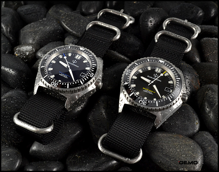 Karlskrona Watch Company Baltic Shield