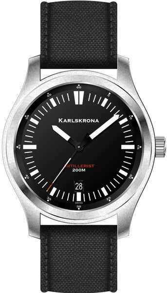 Karlskrona Artillerist Basic Field Watch