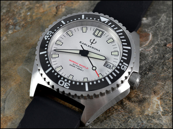 Karlskrona Nordic Shield Tactic Dive Watch