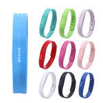 9 Colors Small Soft Silicone Wrist strap For Fitbit Flex 2 - New Found Deals
