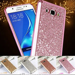 Fashion Bling Back Soft Cover Case For Samsung Galaxy S5 2017 S6 S7 Edge - New Found Deals