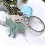 French Bulldog Keychain - New Found Deals