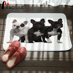French Bulldog Non Slip Floor Mat - New Found Deals