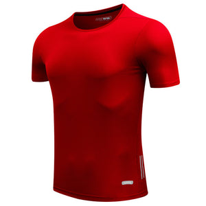 Designer Quick Dry Running T-Shirts - New Found Deals
