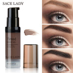 SACE LADY Henna Shade Tint For Eyebrow Waterproof Gel  Makeup - New Found Deals
