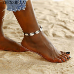 Bohemian Summer Anklet - New Found Deals