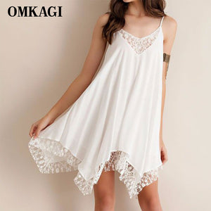 OMKAGI Lace Beach Cover Up - New Found Deals