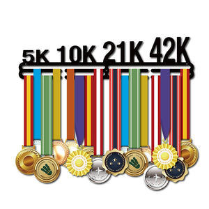 Marathon Medal Display Rack - New Found Deals