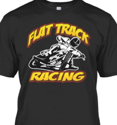 THE FLAT TRACK STORE