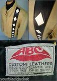 ABC Custom Leathers Stickers