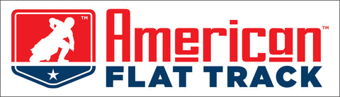 Flat Track Stickers American Style