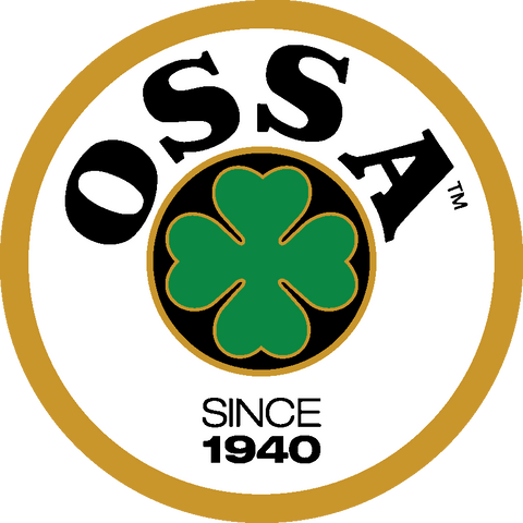 OSSA Logo Sticker 4""