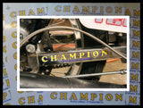 Champion Frames Swing Arm Stickers