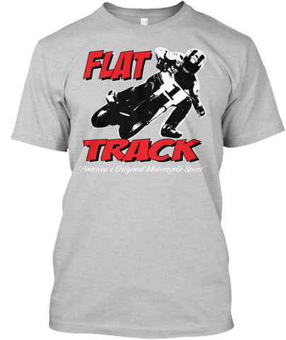 Flat Track-America's Motorcycle Sport