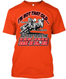 SAN JOSE MILE-RICKY & BUBBA T shirt