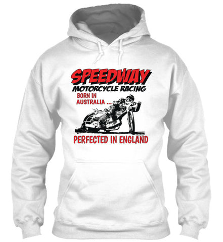 Speedway Racing...Perfected in England