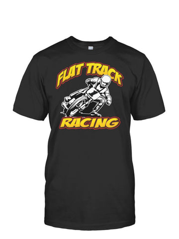 FlatTrack Racing- Kenny Roberts style No dis