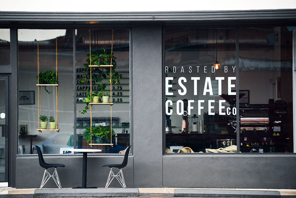 Estate Coffee Company Exterior