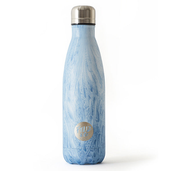 Feliz & Co Water Bottle - Water 500ml - Barefoot Blvd
