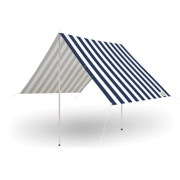 Business & Pleasure Holiday Beach Tent - Navy Stripe - Barefoot Blvd